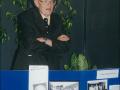 Bill speaking at OC celebration UOW 2001