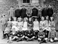 Bill at Cheveley School 1923