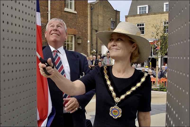 Mayor of Newmarket