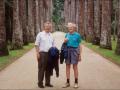 Bill with Dan Younger Rio de Janeiro 1999
